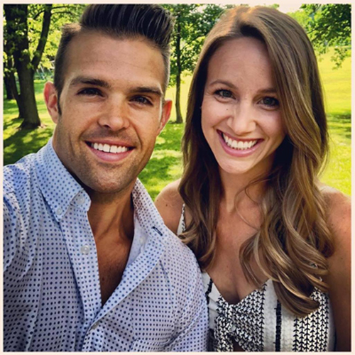 Garrett & Dannie Bova